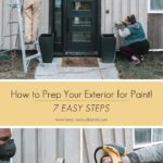 7 steps to prep your exterior for painting