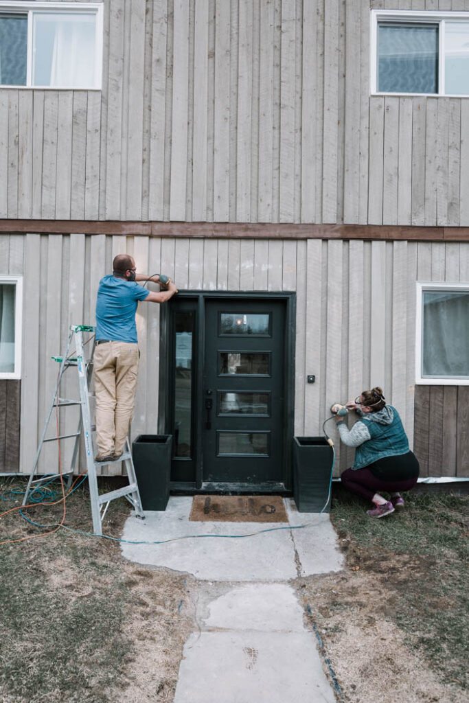 how to tackle exterior painting preparation