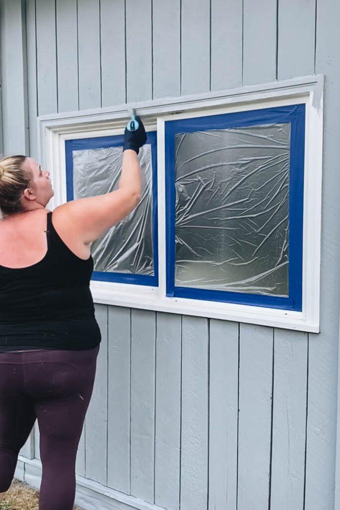answering should you prime vinyl window frames