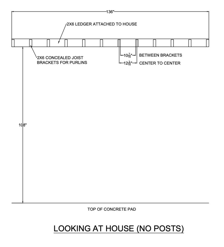 Pergola Design Plans
