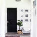 A Brand New Interior Door Design [to Complete our Modern Hallway!]